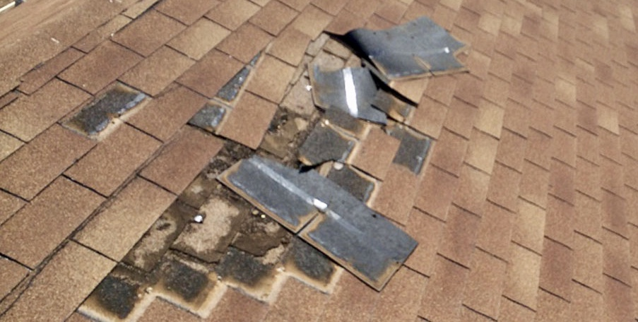 Roof Leak Water Damage Hotline